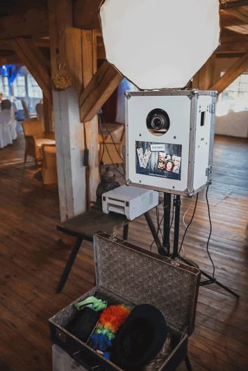 Fotobox mieten Rostock
